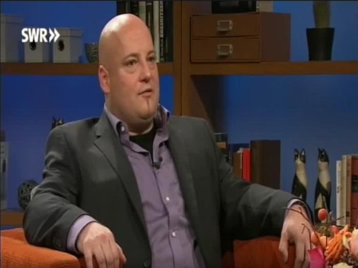 Lothar Adler bei Kaffee oder Tee im SWR Fernsehen am 08.11.2011 - Teil 1